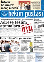 Hekim Postası Haziran-Temmuz 2012