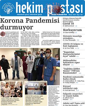 Korona Pendemi Özel- Nisan 2020